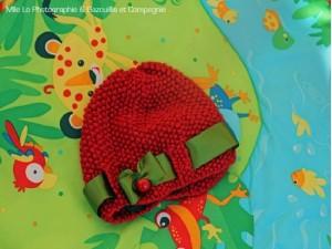 Bonnet-de-Noël-fait-main-pour-petite-fille-Elfe