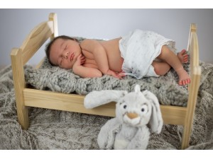 Plume_ baby blanket toute douce_