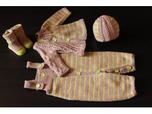 """""""Lutins ou Lutines"""" création de layette pour bébé prématuré"""