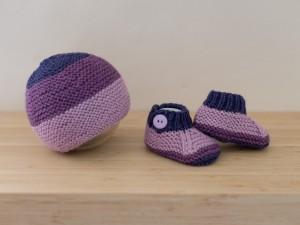 Cadeau de naissance en layette pout bébé Pimprenelle-