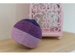 Bonnet en laine pour bébé Pimprenelle