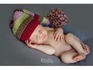 Bonnet de Meunier pour bébé