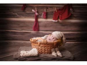 Coffret de naissance-Un amour de lutin