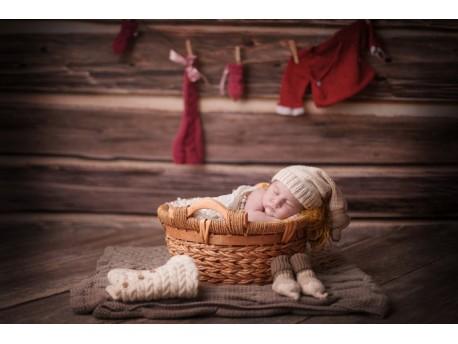 Coffret de naissance-Un amour de lutin C